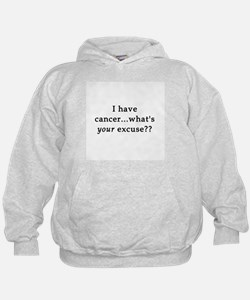 What's YOUR excuse? Hoodie