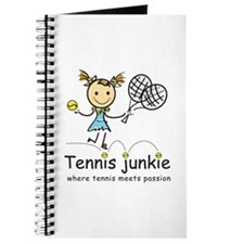 Tennis Junkie Journal