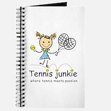 Tennis Junkie Journal