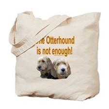 One Otterhound Tote Bag