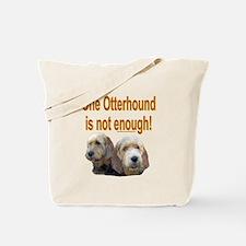 One Otterhound Tote Bag