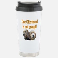 One Otterhound Travel Mug