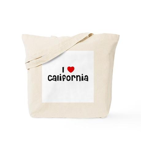 I * California Tote Bag