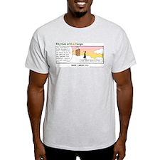 Where Lawyers Go T-Shirt