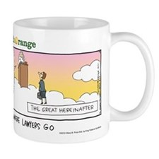 Where Lawyers Go Mug