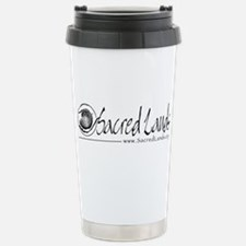 Sacred Lands - Stainless Steel Travel Mug
