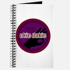 Okey Dokey Journal