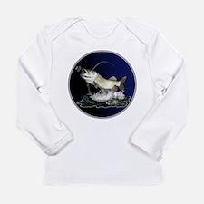 Musky Long Sleeve Infant T-Shirt