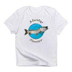 Musky Hunter ,2 Infant T-Shirt