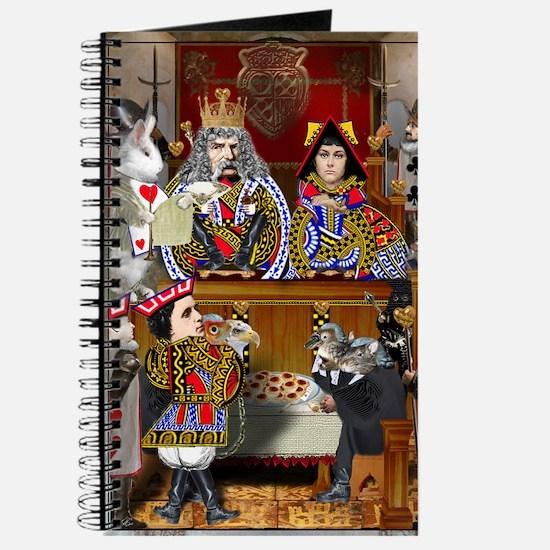Unique Alice liddell Journal