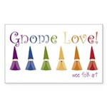 gnome-love Sticker