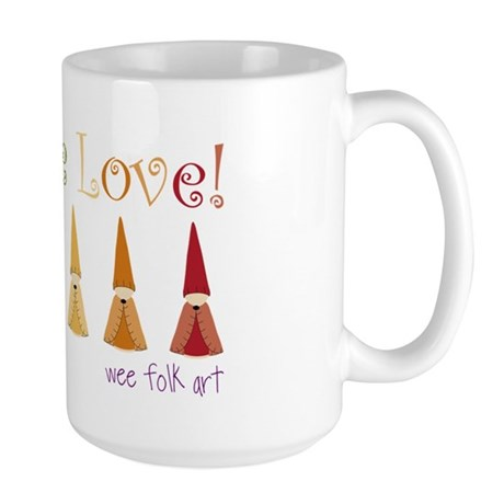 gnome-love Mugs