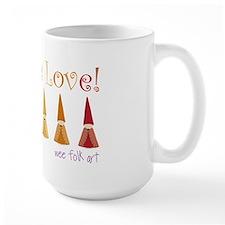 gnome-love Mugs