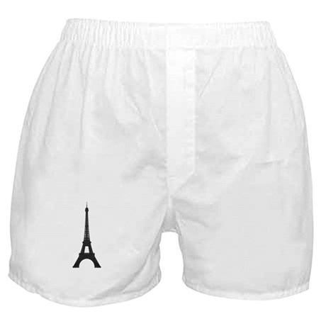 Eiffel Tower Boxer Shorts
