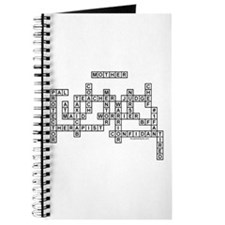 Mother Scrabble-Style Journal