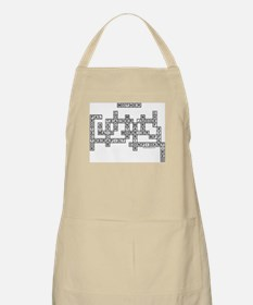 Mother Scrabble-Style Apron