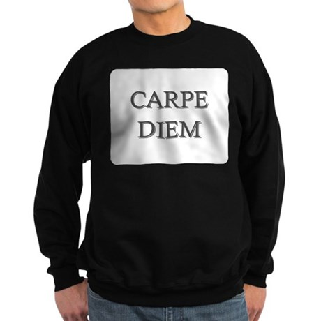 Carpe Diem Sweatshirt (dark)