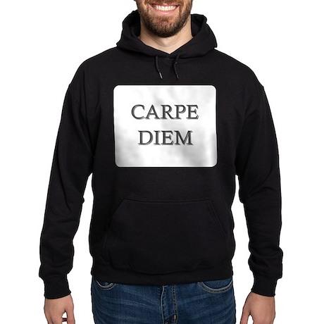 Carpe Diem Hoodie (dark)