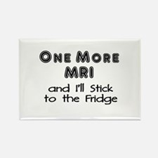 One more MRI...Stick to the Fridge Rectangle Magne