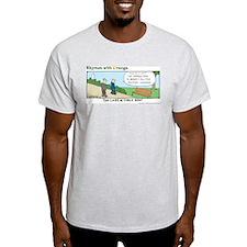 Cable News Light T-Shirt