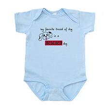 favebreedrescued Infant Bodysuit