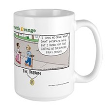The Patron Mug