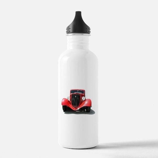 Unique Hot rod Water Bottle