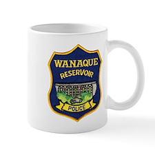 Wanaque Reservoir Police Mug