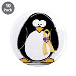 "Support Troops Penguin 3.5"" Button (10 pack)"