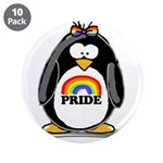 Gay Pride Girl Penguin 3.5