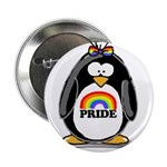Gay Pride Girl Penguin 2.25
