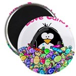 I Love Candy Penguin 2.25