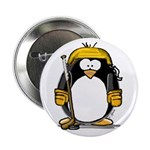 Gold Hockey Penguin 2.25