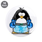 Blue Boxing Penguin 3.5
