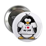 I Love My Job Penguin 2.25