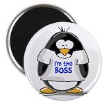 I'm the Boss Penguin 2.25