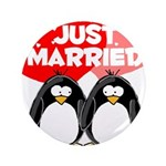 Just Married Penguins 3.5