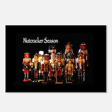Nutcracker Season Postcards (Package of 8)