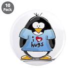 I Love Hugs Penguin 3.5
