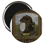 """Legendary Flighted Penguin 2.25"""" Magnet (100"""