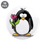 Penguin with a Tulip 3.5