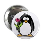 Penguin with a Tulip 2.25