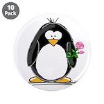 Pink Rose Penguin 3.5