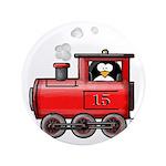 Penguin on a Train 3.5