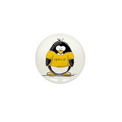 Special penguin Mini Button (100 pack)