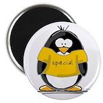"Special penguin 2.25"" Magnet (100 pack)"