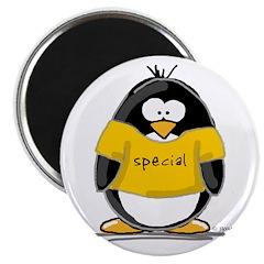 "Special penguin 2.25"" Magnet (10 pack)"