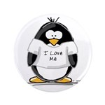 I Love Me penguin 3.5