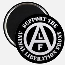 Animal liberation front Magnet