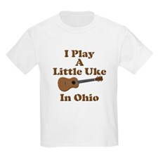 Ohio Ukulele T-Shirt